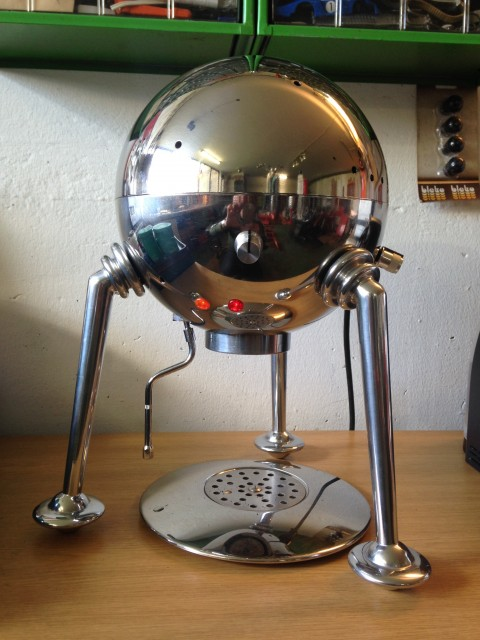Espressomaschine Spunik-Umbau