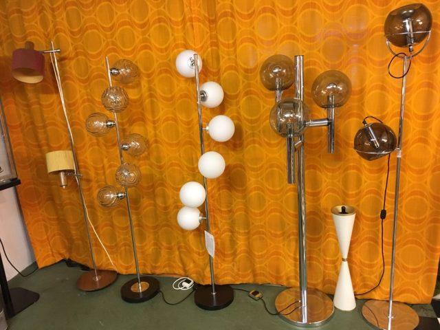 Vintage Ball Lights