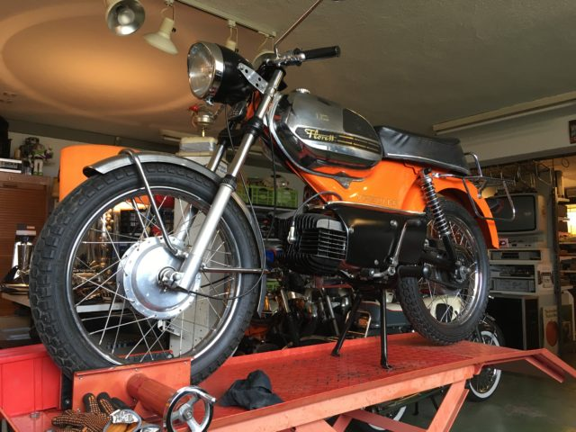 Kreidler RS 1974