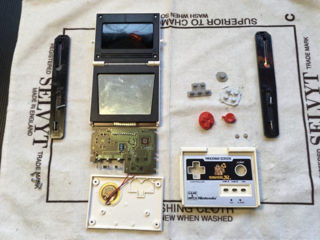 Nintendo Game&Watch Donkey Kong Jr. Panorama Screen