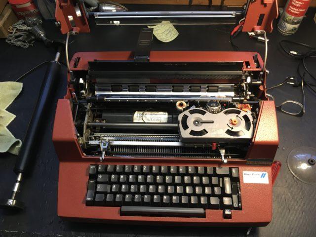 IBM Kugelkopf Schreibmaschine