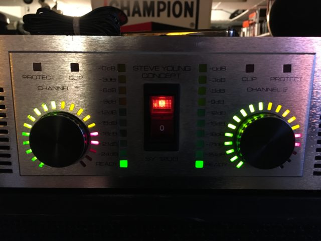 Steve Young Concept Amp