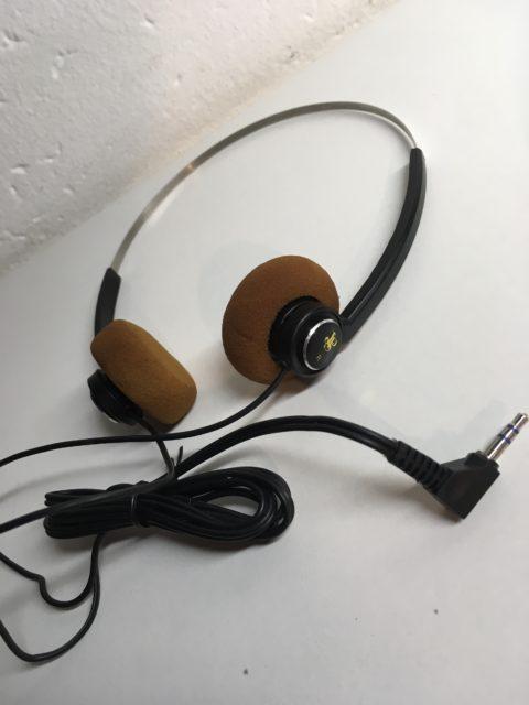Walkman Kopfhörer John Player Spezial